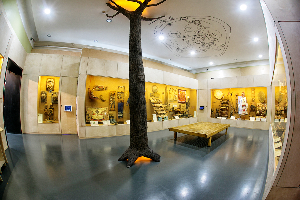Зал Этнографии