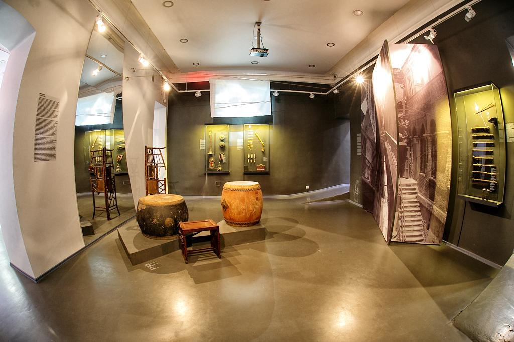 Экспозиция «Время Людей»: третий зал «Время Города»