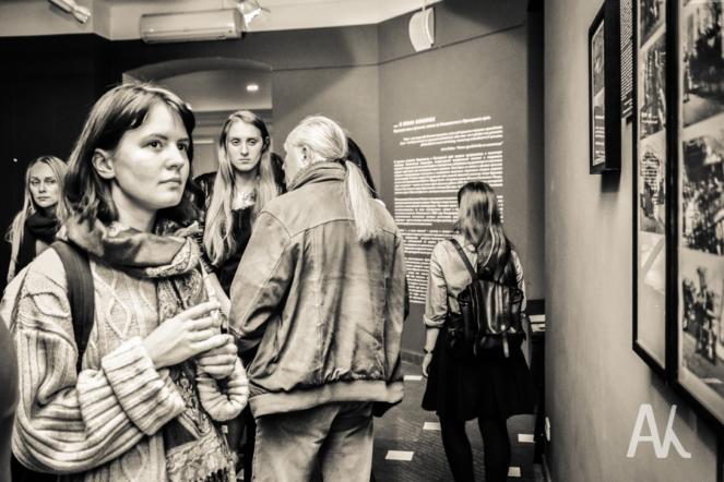 Открытие выставки «... в семи сеансах» 01.11.2016