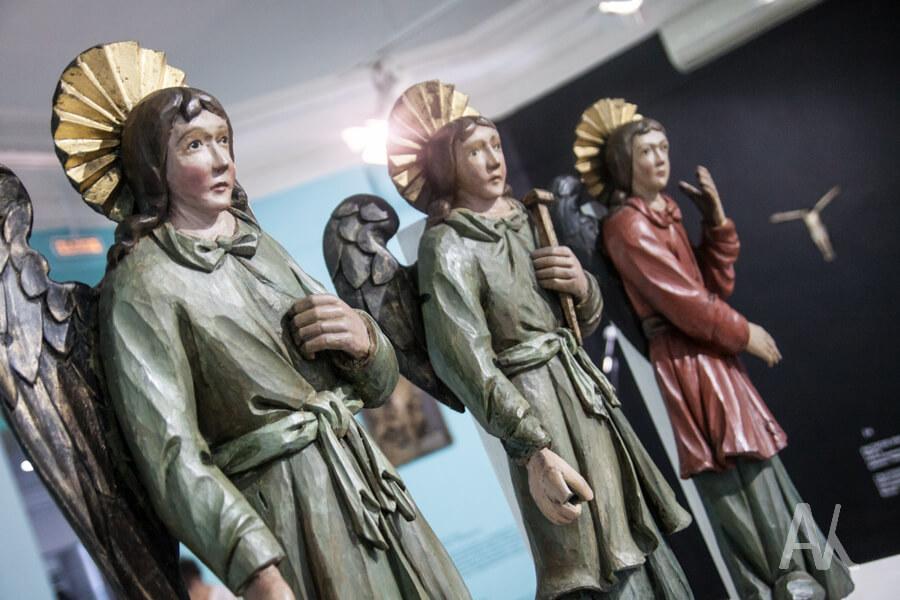 Выставка «Коллекционируя Россию. Пермские боги». 13 мая — 12 августа 2017 года