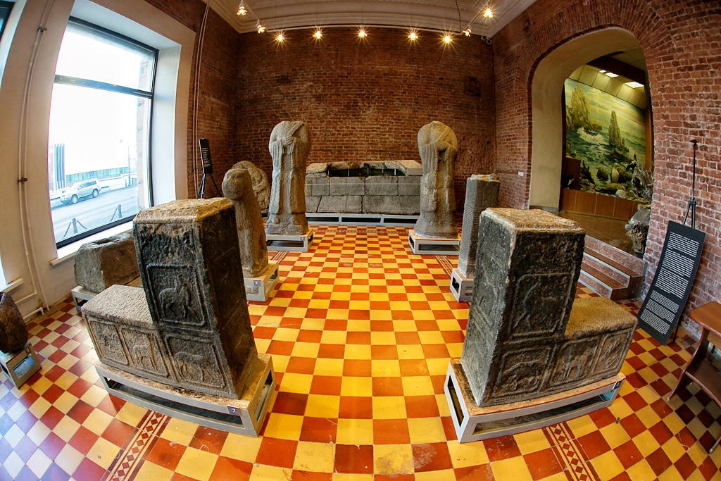 Экспозиция «Гробница князя Эсыкуя»