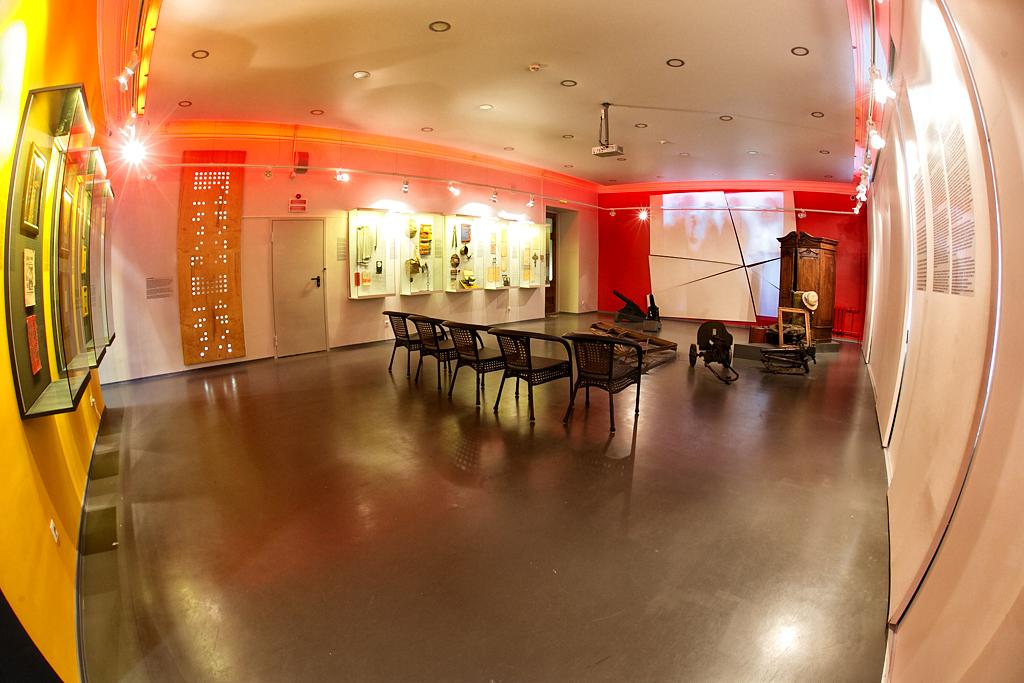 Экспозиция «Время Людей»: пятый зал «Время Насилия»