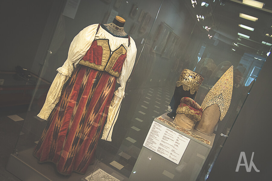 Выставка «Коллекционируя Россию. Из собрания Муромского музея». 13 июня — 9 октября 2016 года