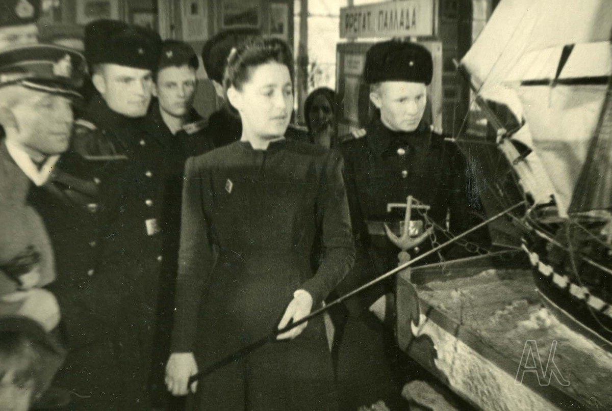Экскурсия по историческому отделу в музее им. В.К. Арсеньева