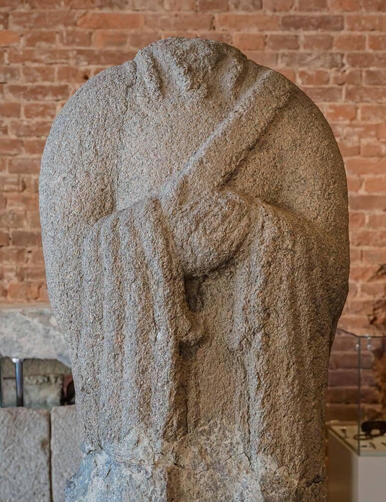Выставка «Погребальный комплекс князя Эсыкуя»