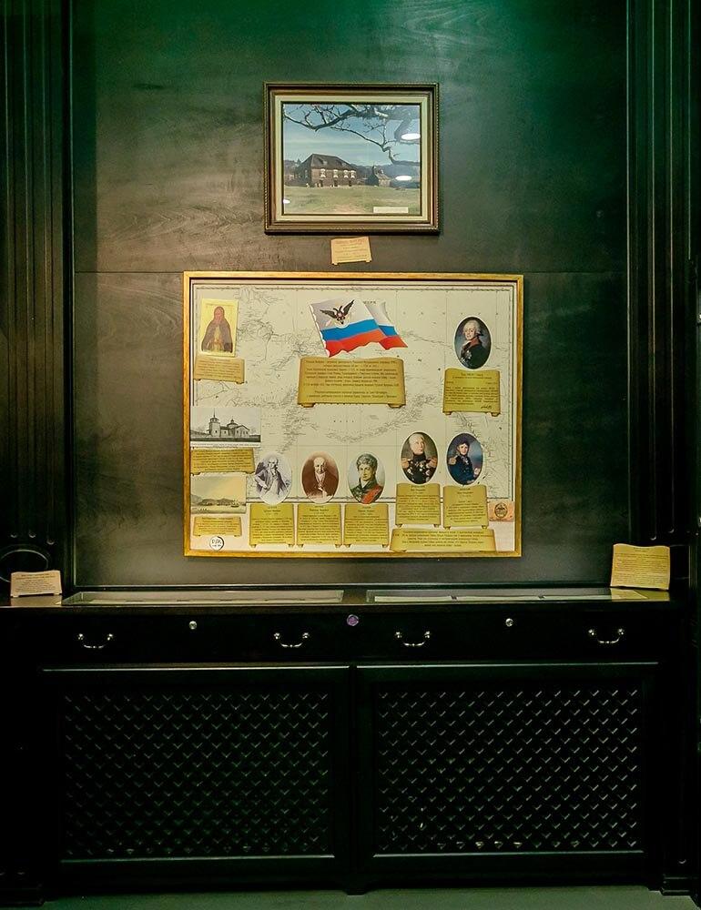 Выставка «Кабинет исследователя»