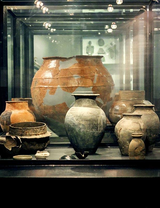Выставка «Археология Приморья»