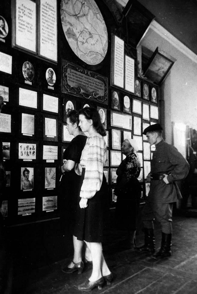 В советское время (примерно до 1940 года) использовался НКВД,  позднее (с 1960-х) военными как склад боеприпасов