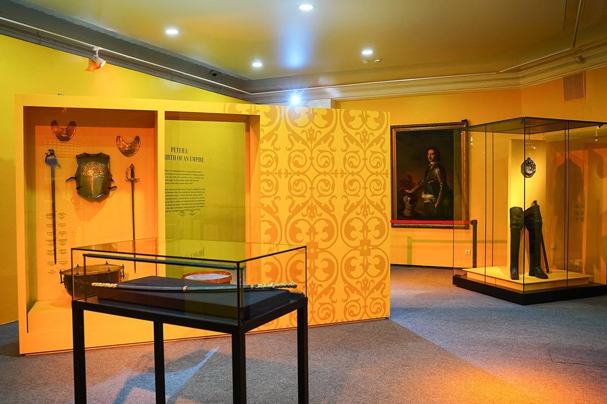 Тематическая экскурсия по выставке«Романовы. От царя до императора. Из собрания Музеев Московского Кремля», 12+