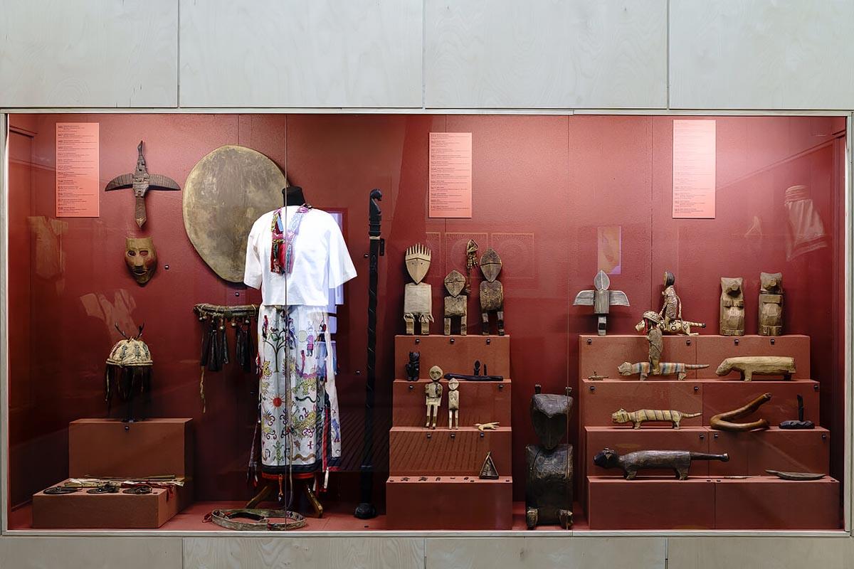 연해주 원주민 전통 문화의 세계 : 우데게 족, 나나이 족, 오로치 족<br />