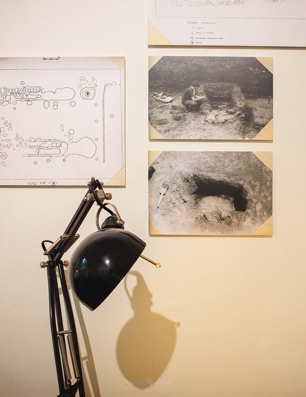 Выставка «Средневековые крепости Приморья»