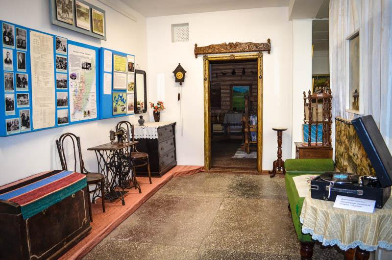 «Страницы из истории Лесозаводского городского округа»