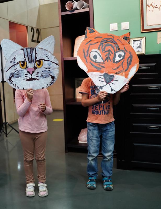 Познавательная программа <br>«В гости к амурскому тигру»