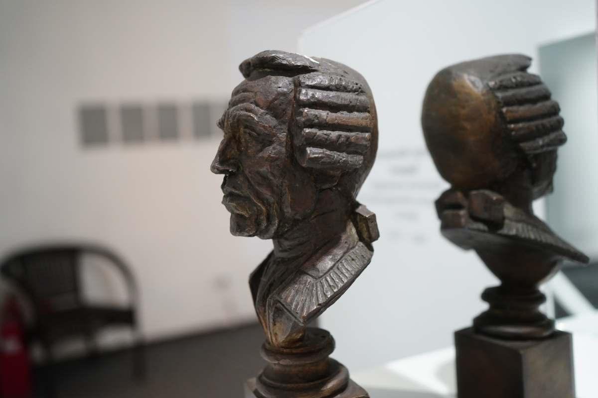 10:00 — Выставка «Судьба командора. Камчатские экспедиции Витуса Беринга»