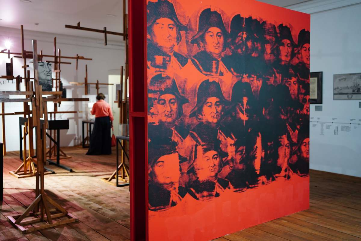 Выставка «Судьба командора. Камчатские экспедиции Витуса Беринга»