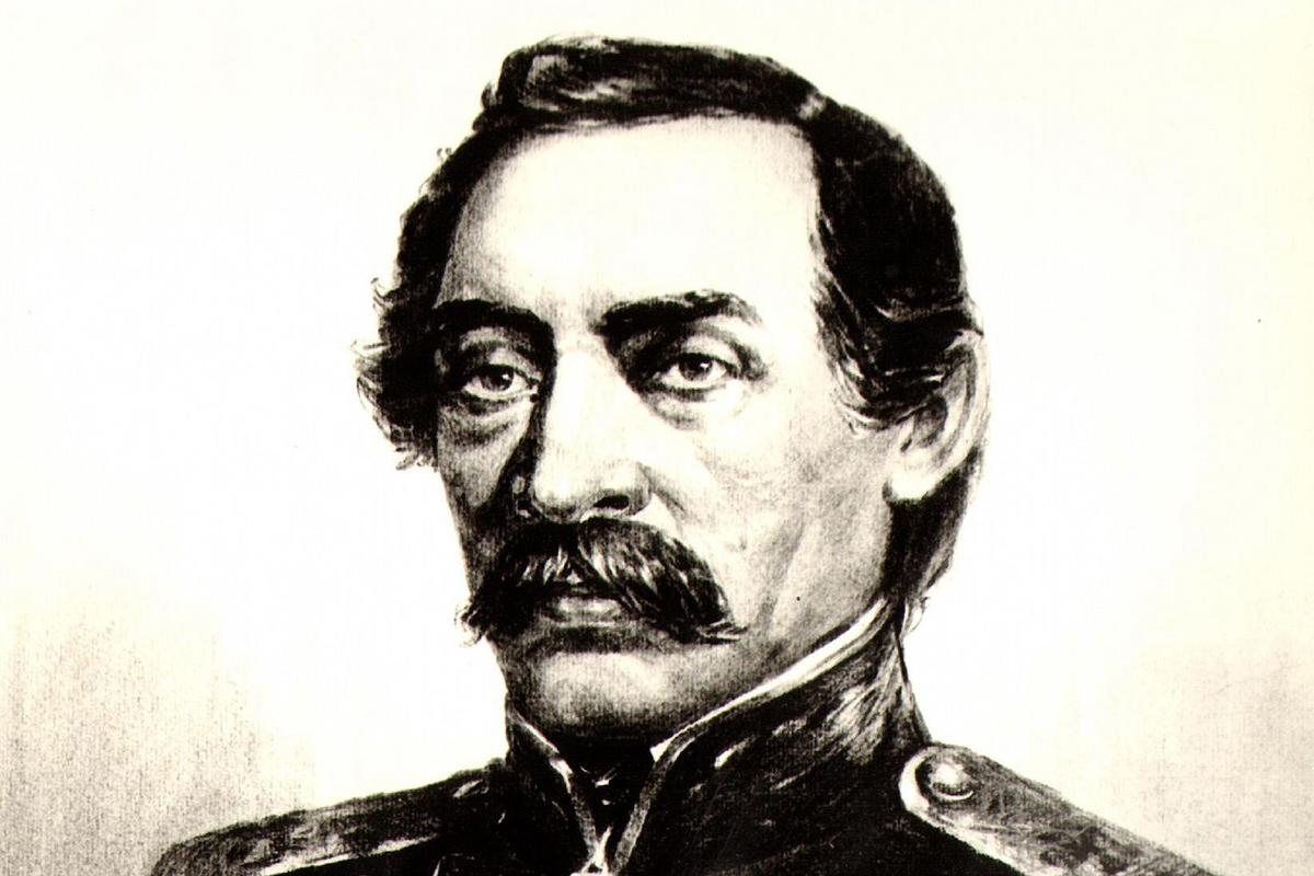 Генерал-адъютант, адмирал Ефимий Васильевич Путятин.